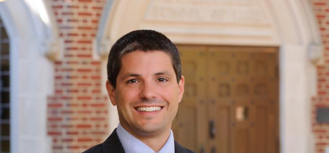 Headshot of Chris A. Cotropia