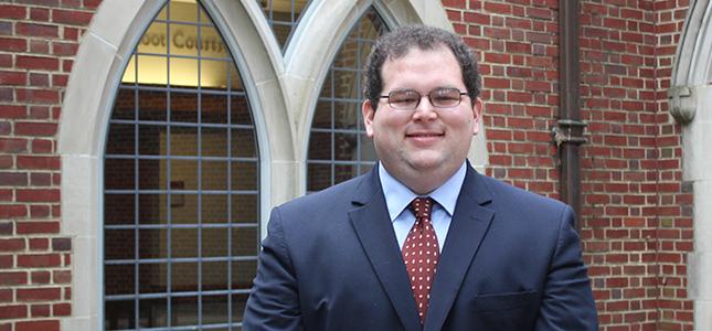Headshot of Brandon  Metheny