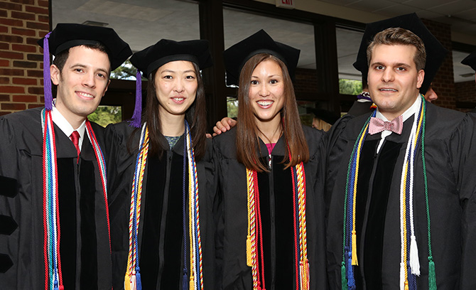 Photo Gallery: 2015 Commencement